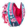Belmil Sturdy ergonómikus iskolatáska hátizsák - Floral - virágos