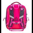 Belmil Sturdy ergonómikus iskolatáska hátizsák - Ladybug katicás virágos
