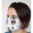 maszk viselése