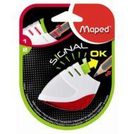 Egylyukú tartályos hegyező  - Maped Stop Signal