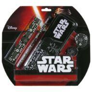 Star Wars írószer készlet 5 darabos suliszett - fekete-fehér