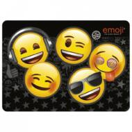 Emoji Smiley asztali füzetalátét, könyöklő