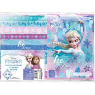 Jégvarázs füzetborító A5 - 10 db/csomag - Frozen Magic