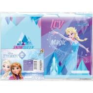 Jégvarázs füzetborító A5 - 10 db/csomag - Frozen Icy