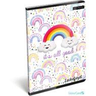 Happy Rainbow leckefüzet - A5 - Lollipop It's All Good