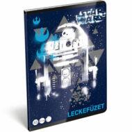 Star Wars leckefüzet - A5 - Heroes Droids