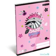 Mosómacis sima füzet - A5 - 20-32 - Lollipop Raccoon