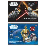 Vázlatfüzet - Star Wars - A4