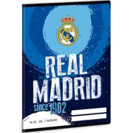 Real Madrid vonalas füzet - A5 - 2. osztályos / 16-32
