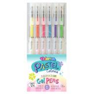 Zseléstoll készlet - Colorino Pastel -  6 szín