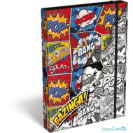 Bazinga A4 füzetbox - Supercomics