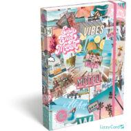 Beach A4 füzetbox - Good Vibes Beach