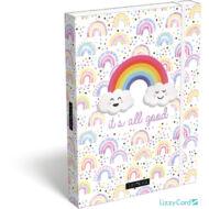 Happy Rainbow A4 füzetbox - Lollipop It's all Good