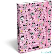 Mosómacis A4 füzetbox - Lollipop Raccoon