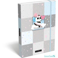Panda-unikornisos A4 füzetbox - Lollipop Pandacorn