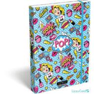 POP A4 füzetbox - Lollipop Pop