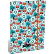 Lollipop A4 gumis mappa - Foxy - rókás