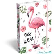 Flamingós A5 füzetbox - Lollipop Funmingo