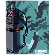 Fortnite A4 PVC gumis mappa - Black Night