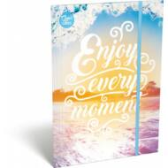 Enjoy Every Moment gumis mappa - A4 - Good Vibes