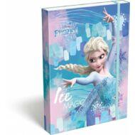 Jégvarázs füzetbox - A5 - Frozen Magic