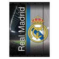 Real Madrid A4 gumis mappa