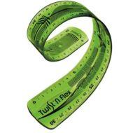 Műanyag vonalzó - törhetetlen 30 cm - Maped Twist 'n Flex