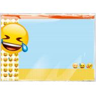 Asztali könyöklő - Emoji LOL jegyzetelhető füzetalátét