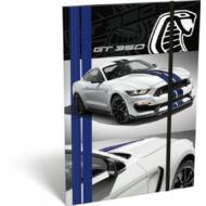 Ford Mustang A4 gumis mappa