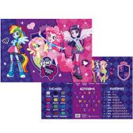 My Little Pony - Asztali füzetalátét könyöklő - Equestria Girls