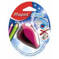 Kétlyukú tartályos hegyező  - Maped Clean