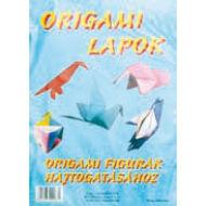 Origami papír - 20x20 cm - 100 lap