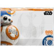 Asztali könyöklő - Star Wars 8 jegyzetelhető füzetalátét