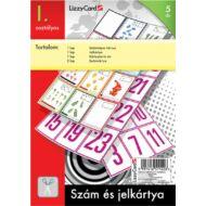 Szám és jelkártya - Számkártya 1. osztályosoknak