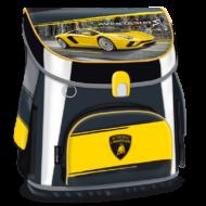 Lamborghini autós iskolatáska