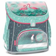 Flamingo ergonómikus iskolatáska - Kompakt Easy táska mágneszárral - flamingós