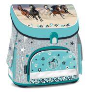 Morning Star ergonómikus iskolatáska - Kompakt Easy táska mágneszárral - lovas