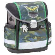 Belmil Classy merevfalú ergonómikus iskolatáska hátizsák - Camouflage - terepmintás