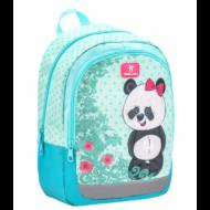 Belmil Kiddy Panda ovis táska, kirándulós hátizsák - pandás