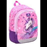 Belmil Kiddy Unicorn ovis táska, kirándulós hátizsák - unikornisos