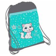 Belmil tornazsák sportzsák - Sweet kitty - cicás