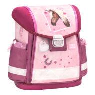 Belmil Classy merevfalú ergonómikus iskolatáska hátizsák -  My Sweet Horse - lovas