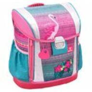 Belmil Customize-Me Pink Flamingo merevfalú iskolatáska - testmagassághoz állítható