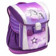 Belmil Customize-Me Unicorn merevfalú iskolatáska - testmagassághoz állítható - Unikornis