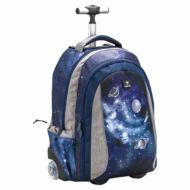 Belmil Trolley Easy-go 2 in 1 gurulós iskolatáska hátizsák - Universum - holdra szállás