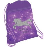 Belmil tornazsák sportzsák - Magical Unicorn - unikornisos