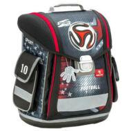 Belmil Sporty merevfalú ergonómikus iskolatáska hátizsák - Football Sport - focis