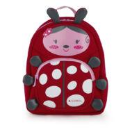 Gabol Infant Puppet Ladybug ovis táska / kirándulós hátizsák - katicás