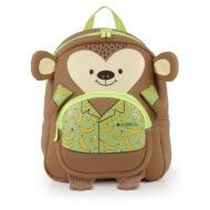Gabol Infant Puppet Monkey ovis táska / kirándulós hátizsák - majom