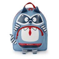 Gabol Infant Puppet Racoon ovis táska / kirándulós hátizsák - mosómaci